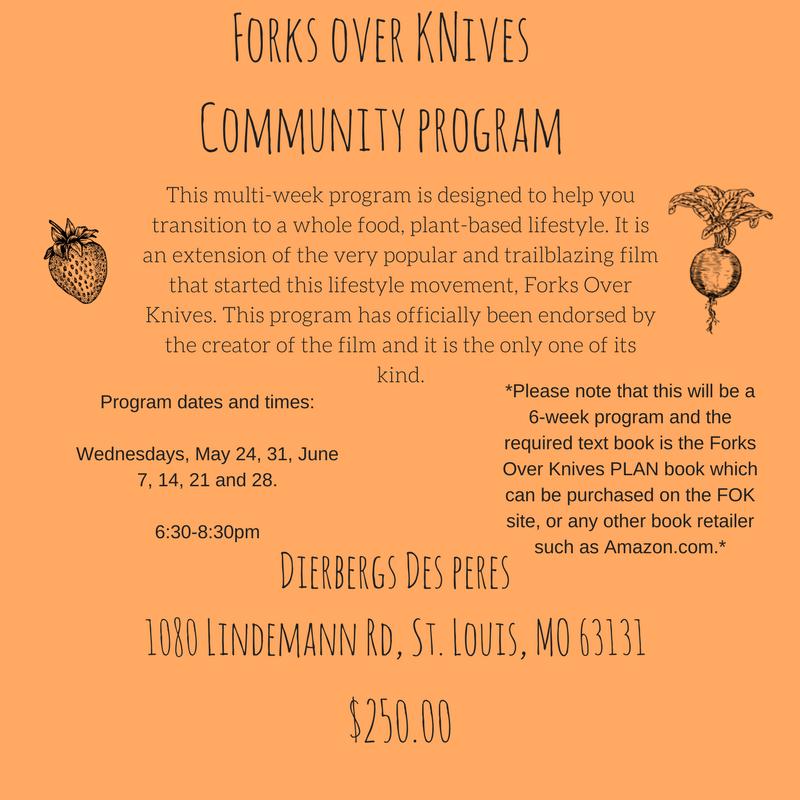 Forks over KNivesCommunity program